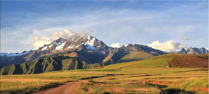 Valle Sagrado de los Inkas un dia