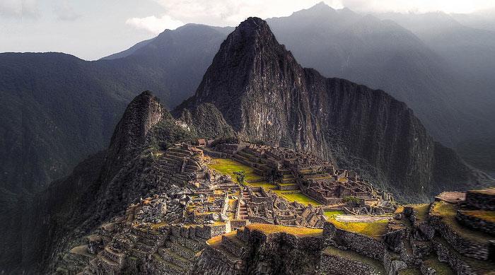 Tour a Machu Picchu de un dia.