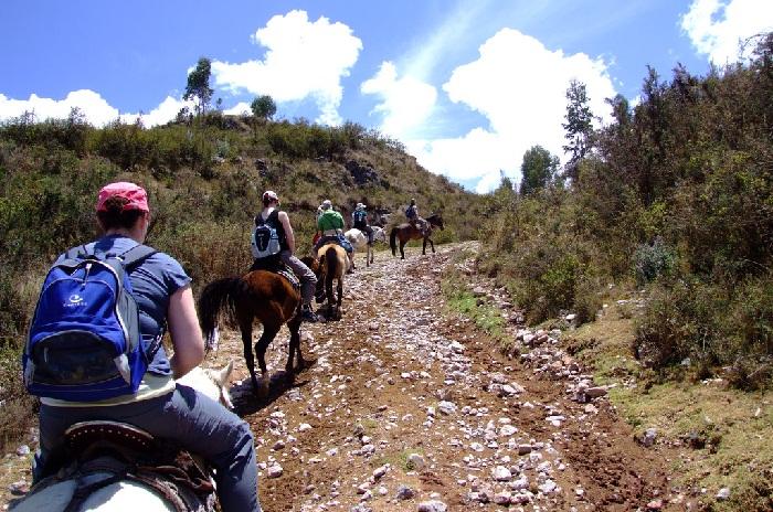 Tour a caballo 1 dia